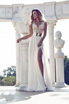 Свадебные платья пляжные